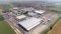 New Lamborghini Factory