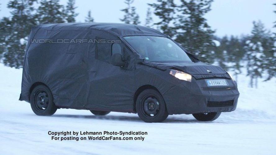 SPY PHOTOS: Citroen Berlingo