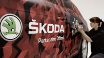 Skoda Kodiaq new teaser