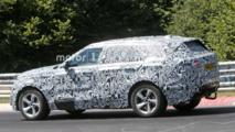 Range Rover Sport Coupe spy photo