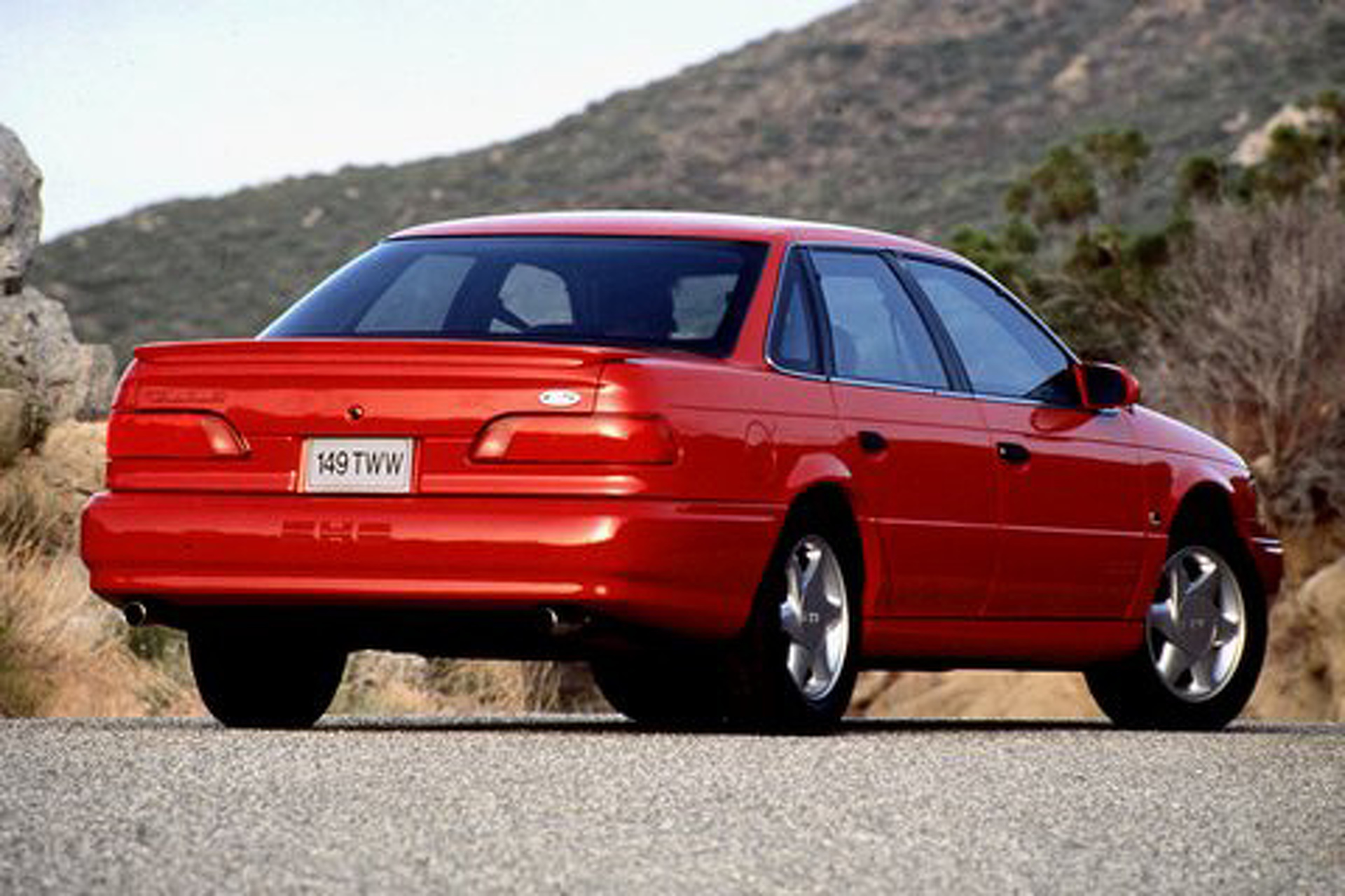 Ford Taurus SHO: What's in a Name?
