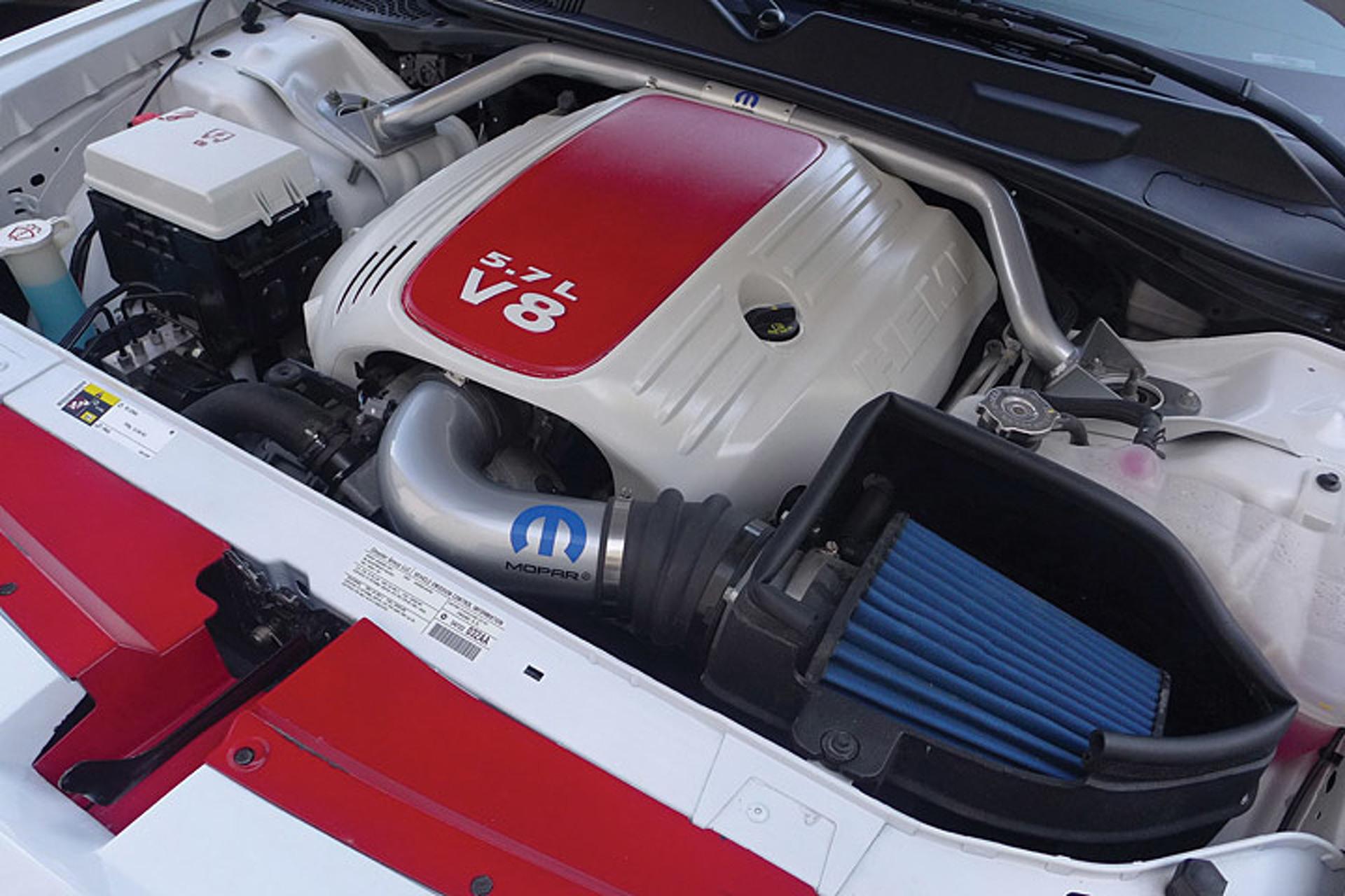 Lift Off! Custom Dodge Challenger Daytona Soars to Auction