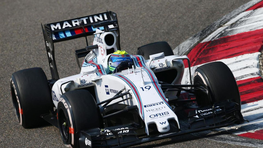 Massa's glass is half full in 2015
