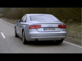 Audi A8 Hybrid Driving Scenes