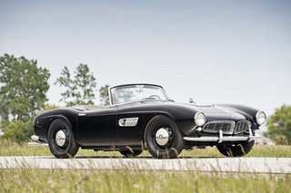BMW 507: A Sales Mistake and Design Icon