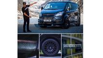Ken Block has a special-edition Ford van
