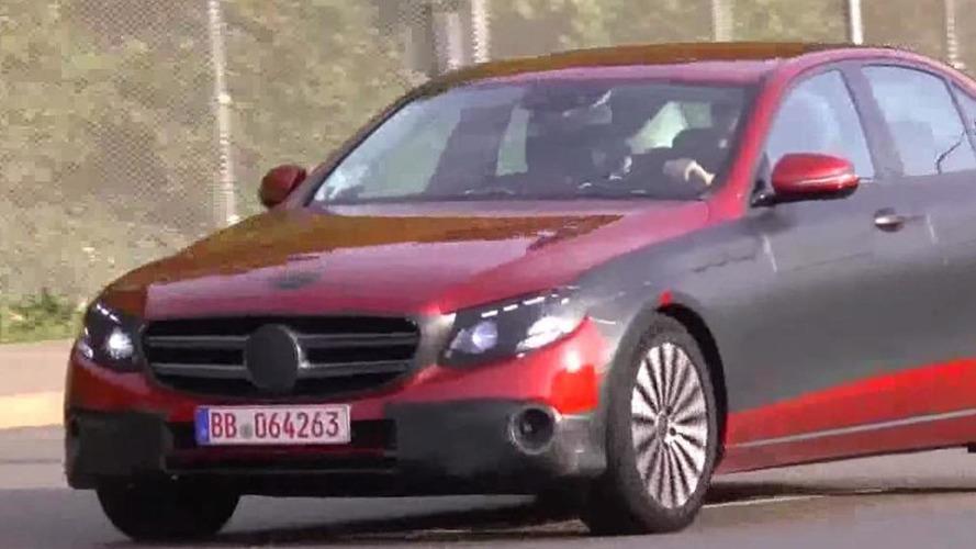 2016 Mercedes-Benz E-Class Sedan and Estate continue testing on public roads [spy videos]