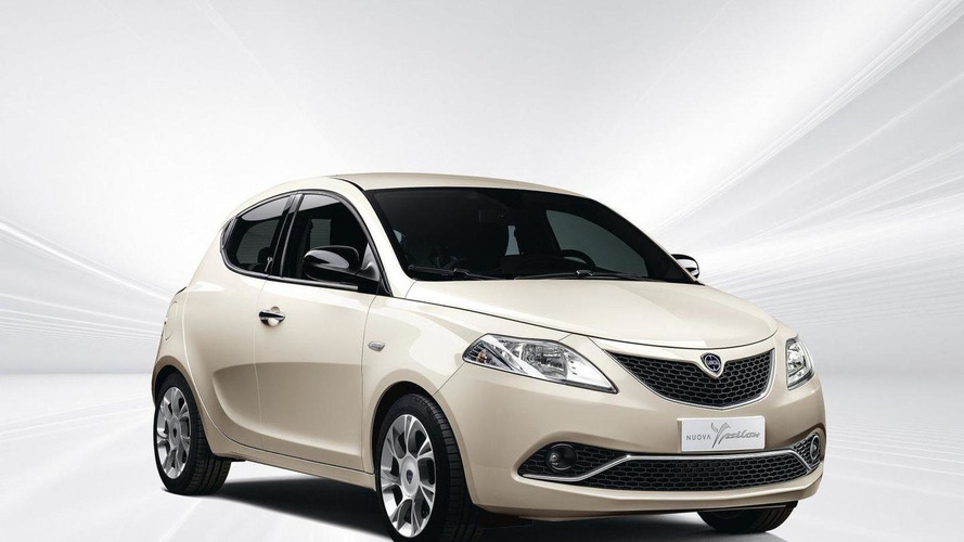 Lancia Ypsilon facelift revealed for Frankfurt