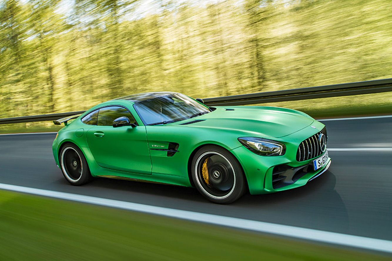 Even More Mercedes-AMG GT Versions are Coming