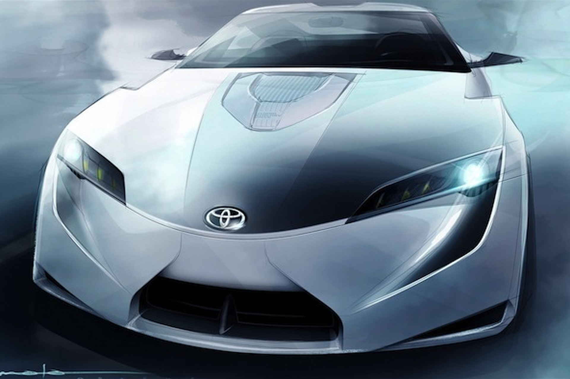 Supra Successor to Remain Rear-Drive, Could Lose Supra Nameplate