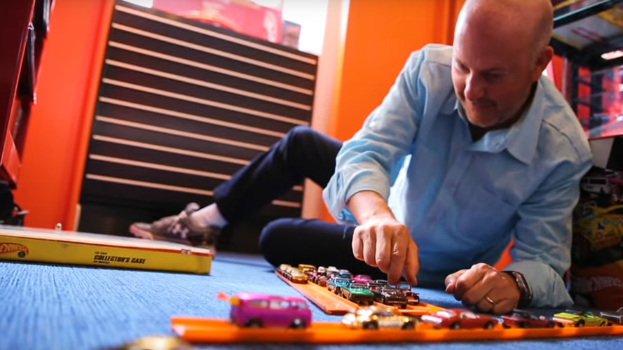 VIDÉO - Une collection d'Hot Wheels à près d'un million d'euros