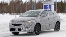 Opel Grandland X 2017 fotos espía