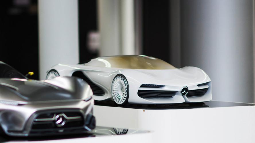 Mercedes Project One e GLB podem ter sido revelados por miniaturas