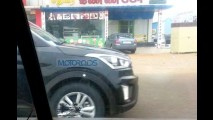 Oficial: Hyundai revela SUV Creta, rival do Honda HR-V