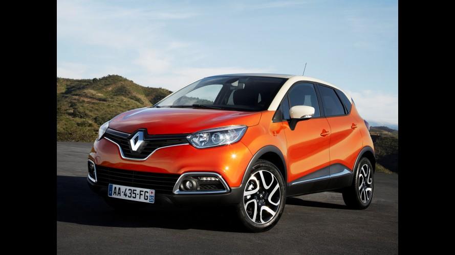 Futuro nacional, Renault Captur é lançado no Uruguai por US$ 28.490