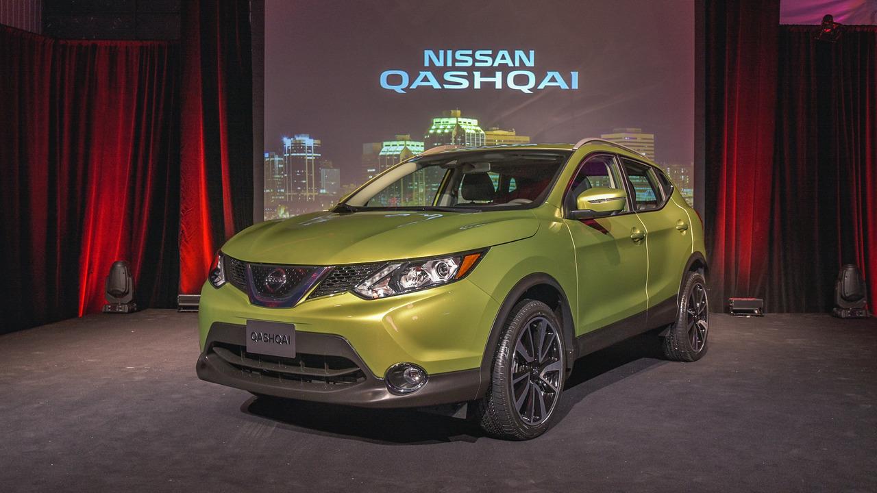 2017 Nissan Qashqai unveiled