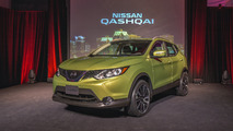 2017 Nissan Qashqai unveiled at Detroit Auto Show