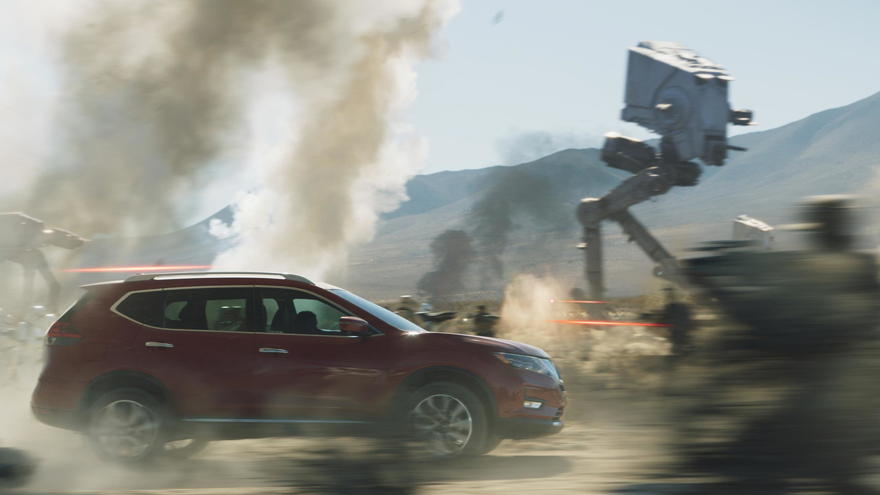 Nissan Rogue One Commercial