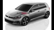 Volkswagen confirma estreia do Golf reestilizado para novembro