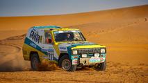 1987 Nissan Patrol Paris-Dakar Rally