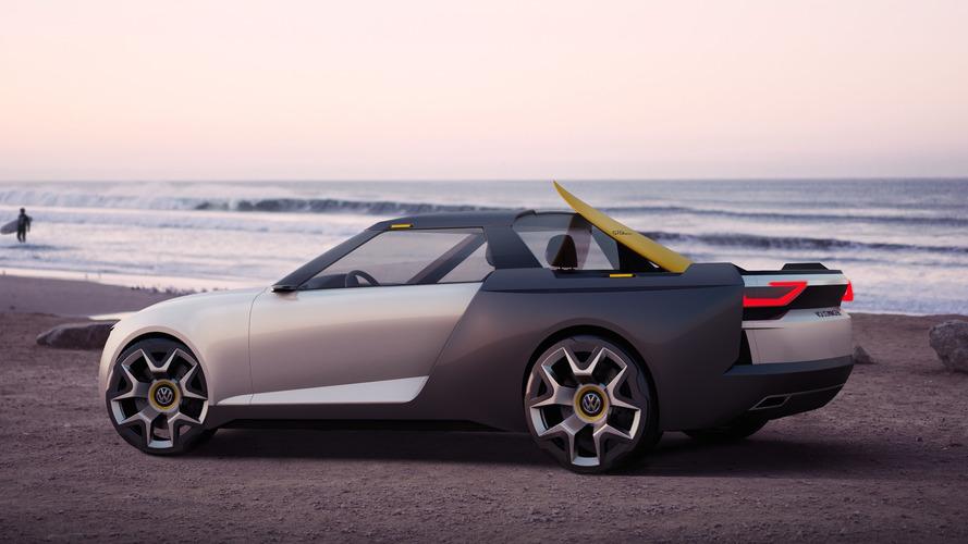 Volkswagen'in yeni Varok konsepti