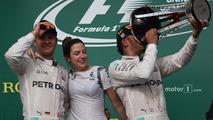 Rosberg: Second not good enough