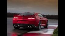 Novo Camaro ZL1 é 12 segundos mais rápido em Nurburgring - vídeo