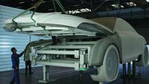 Audi TT Sculpture: The Making