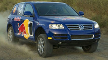 Volkswagen Touareg V10 TDI Heading to Pikes Peak
