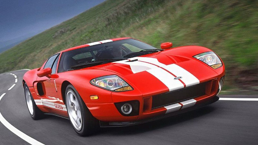 New Ford GT reportedly coming in 2016, could return to Le Mans
