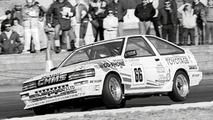 Toyota Corolla British Touring Champion 86 & 87