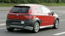 Fiat 500 & Grande Punto Abarth Spy Photos
