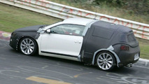 VW Scirocco Caught On The 'Ring