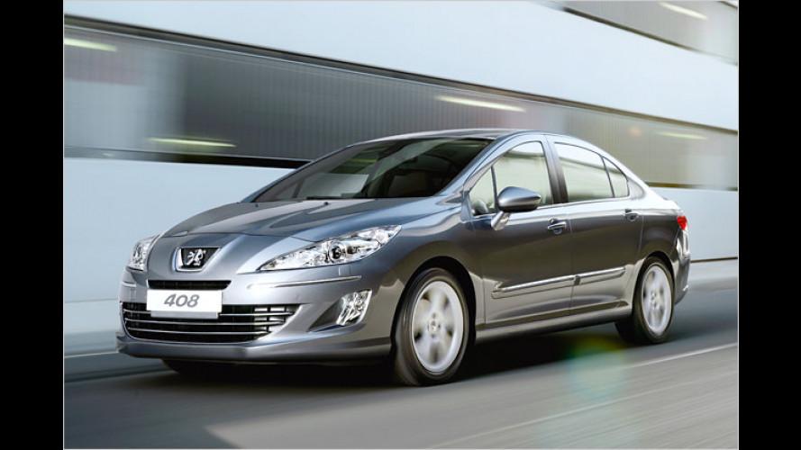 Peugeot 408: Neuer China-Löwe in der Mittelklasse
