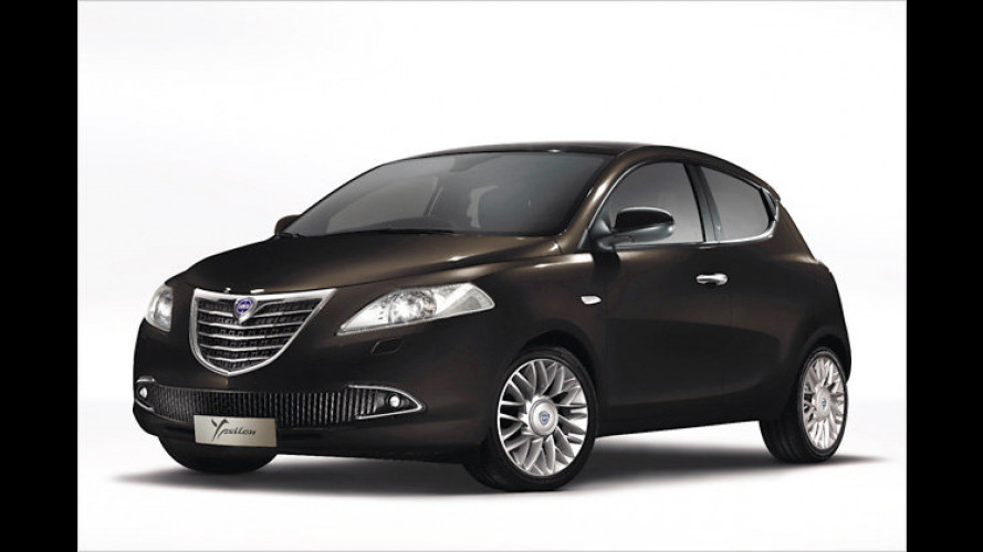 Lancia: Mit Italo-Amis auf dem Genfer Autosalon 2011