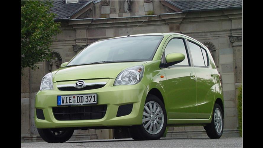 Prämie: Bis zu 1.500 Euro sparen beim Kauf eines Daihatsu