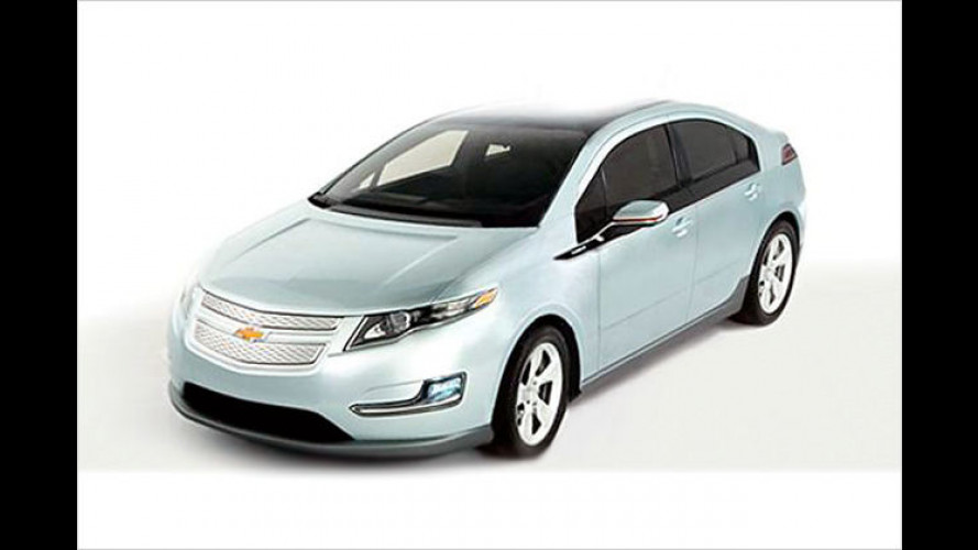 Elektro-Ami aufgetaucht: Chevrolet-Volt-Bilder im Internet