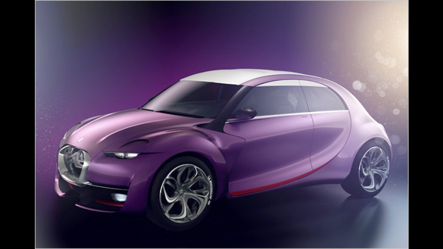 Citroën REVOLTe in Frankfurt: Ist das die neue Ente?