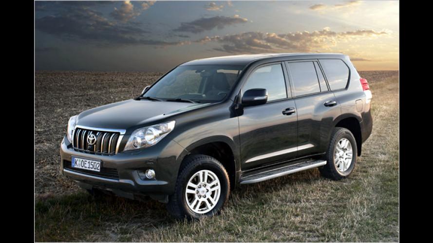 Neuer Toyota Land Cruiser: Das sind die Preise