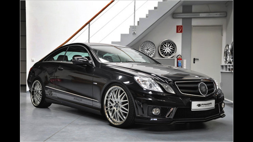 Prior-Tuning für das Mercedes E-Klasse Coupé