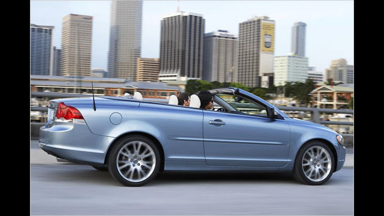 Volvo C70 Cabriolet 2.0D Kinetic DPF