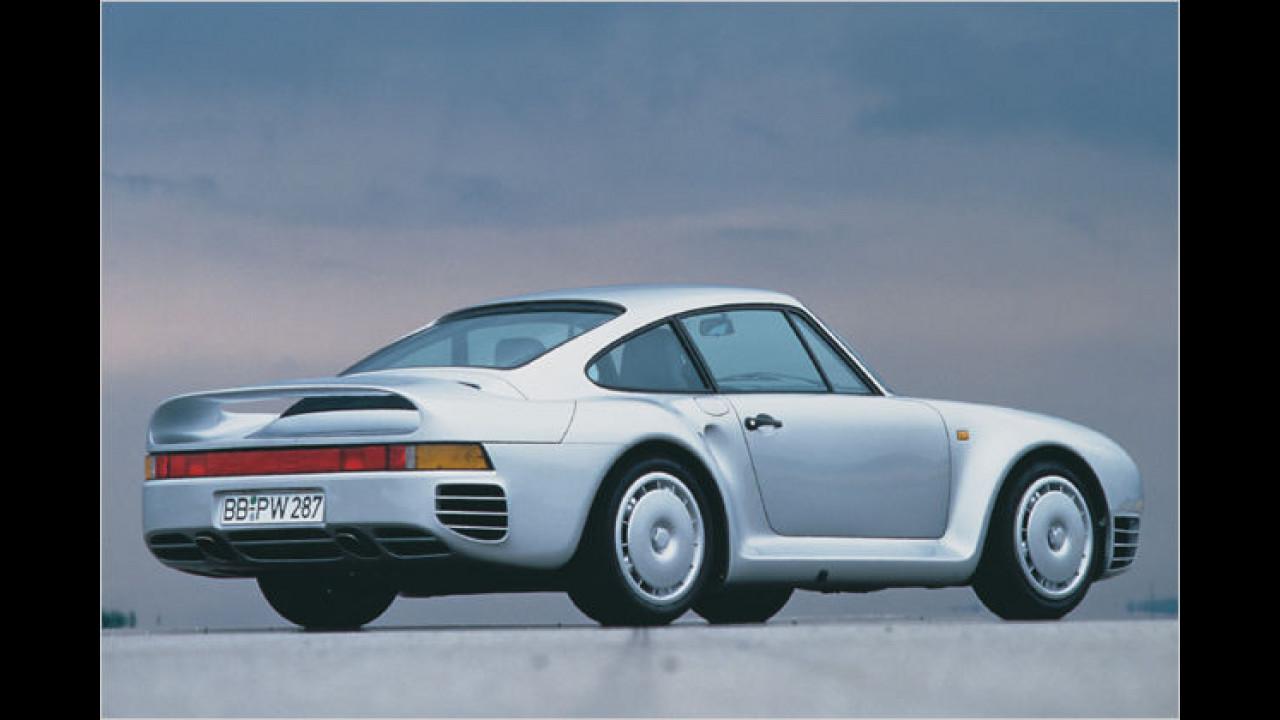 Dreamcars: Porsche 959