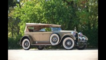 Duesenberg Model A Dual Windshield Phaeton