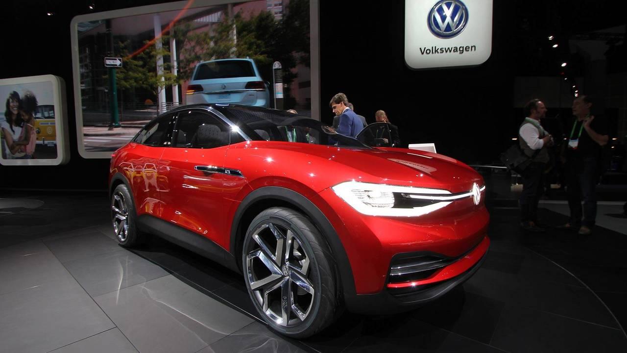 Volkswagen I D Crozz Coming To U S In 2020