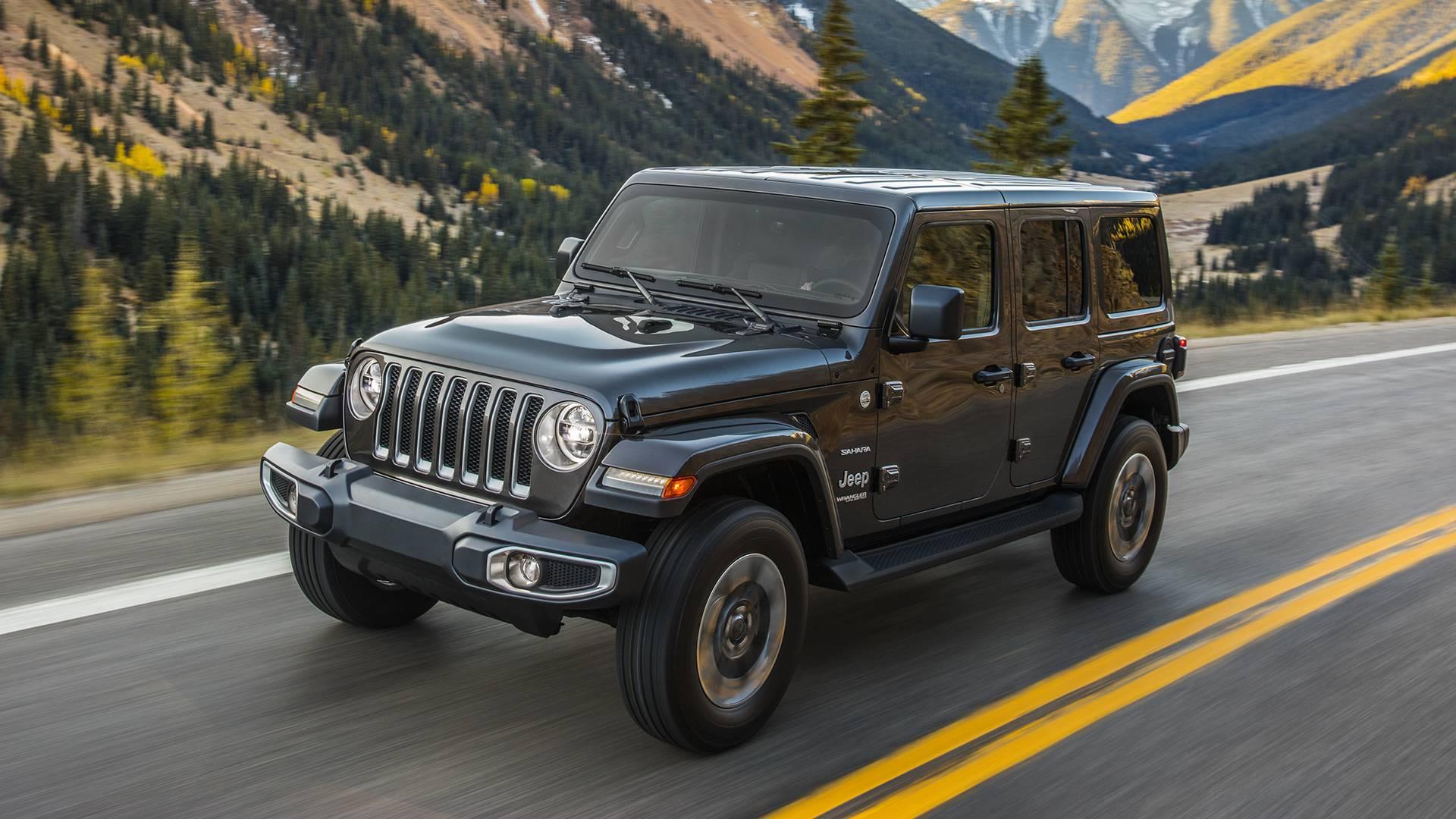 2018 Jeep Wrangler First Drive Evolving Legend