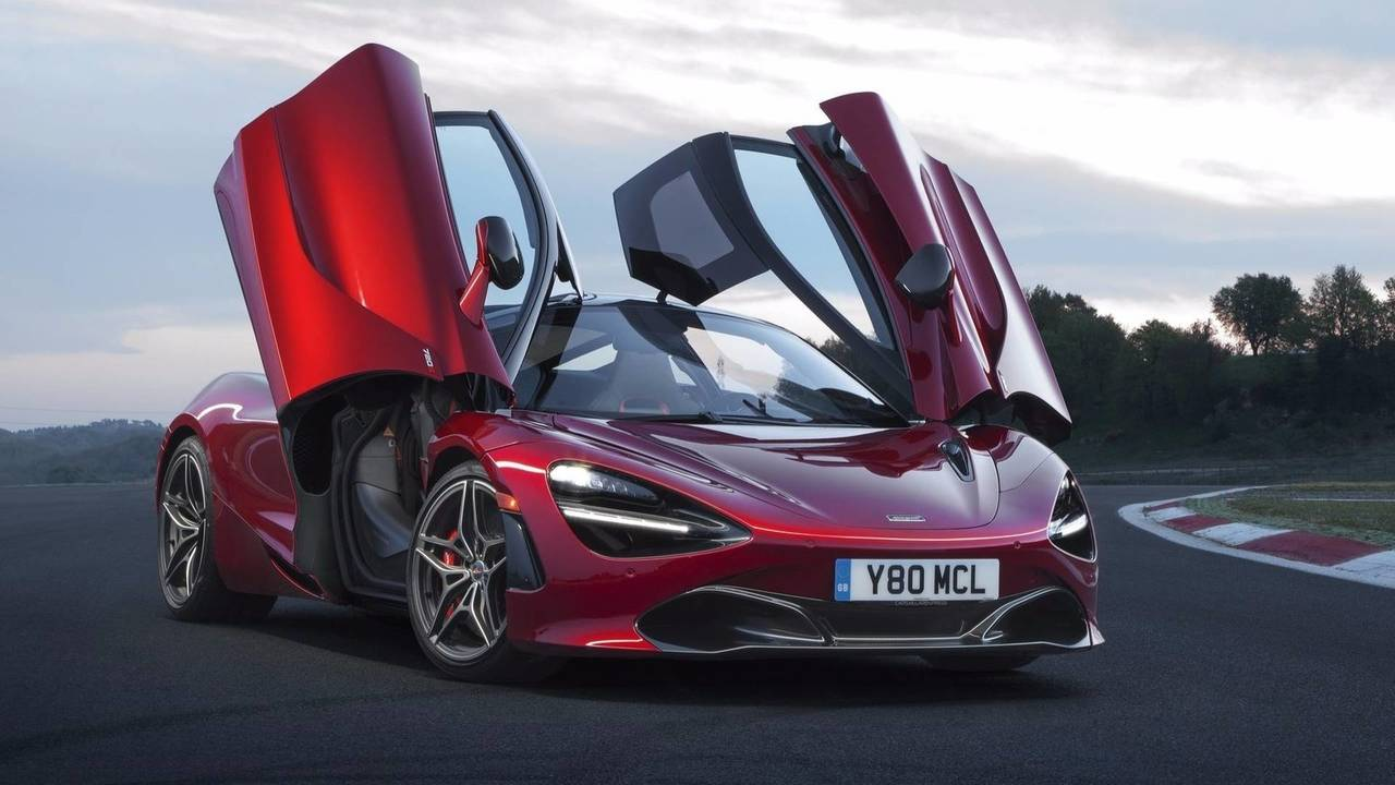 Catégorie Voiture de rêve - McLaren 720S