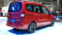 2013 Ford Tourneo Courier live in Geneva