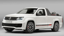 Volkswagen Amarok R-Style Concept 09.05.2013