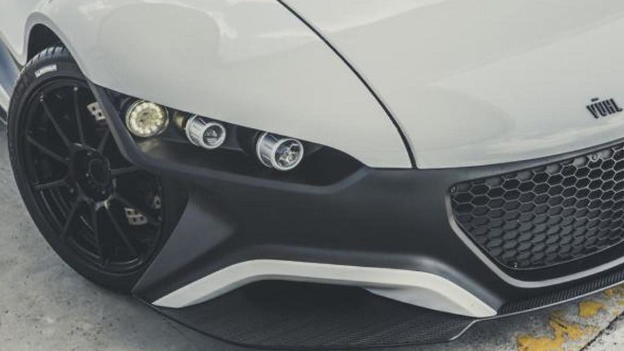 VUHL 05 supercar teased for Goodwood debut