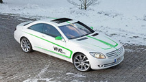 Mercedes-Benz CL 500 by Wrap Works